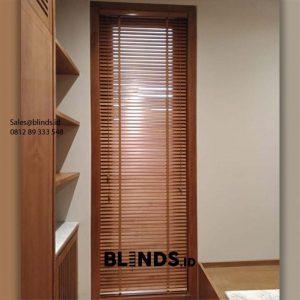 Melayani Jual Wooden Blinds Harga Terbaik ID6149