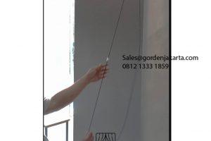 Roller Blinds Blackout Sp 6044-4 Dark Grey Pasang Kesehatan Raya Pesanggrahan Id5882