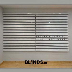 Jual Zebra Blinds Series 191 White Boulevard Raya Gading Serpong Kelapa Dua Tangerang ID4575