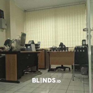 Tirai Vertical Blinds Sp 505 - 2 Cream Cipulir Kebayoran Lama Jakarta ID6108