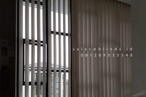 Vertical Blinds Murah Sp 6028-3 Orange Ujung Menteng Cakung Jakarta ID6131