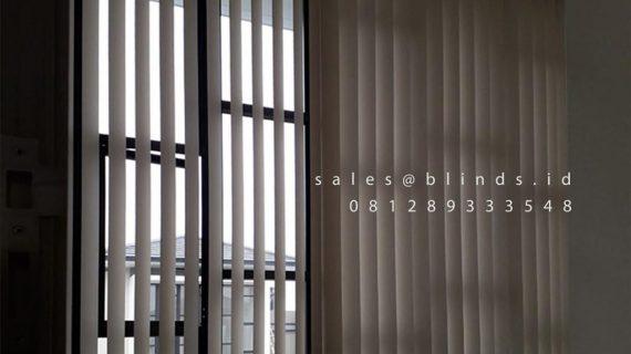Vertical Blinds Murah Sp 6028-3 Orange Ujung Menteng Cakung Jakarta