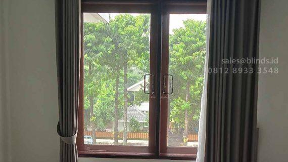 Magnetic Insect Screen Fiber Coklat Hang Tuah Kebayoran Baru Jakarta