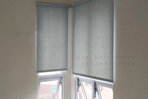 Harga Roller Blinds Sp 505-5 Silver Grey Cluster Rossini Summarecon Serpong Pagedangan Id6168