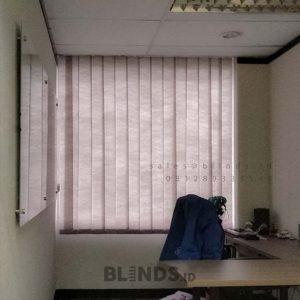 Jual Vertical Blinds Sp 8370-6 Grey Gedung Menara Duta HR Rasuna Said Setiabudi ID6211